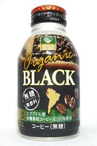 缶コーヒー ゼンショー フェアトレード 有機珈琲 ブラック無糖