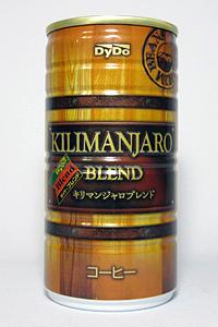 缶コーヒー ダイドーブレンド キリマンジャロブレンド(スチール缶)