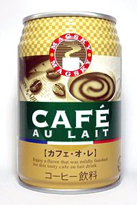 缶コーヒー フジテクノス MAGSKY カフェ・オ・レ