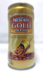 缶コーヒー ネスカフェ ゴールドブレンド