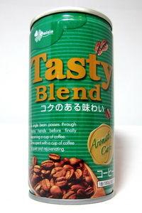 ベイシア 『Tasty Blend コクのある味わい』