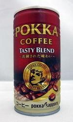 ポッカ 『ポッカコーヒー テイスティブレンド』