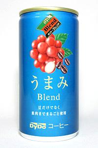 缶コーヒー ダイドーブレンド うまみブレンド