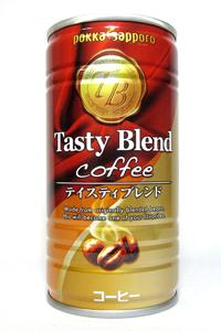 缶コーヒー ポッカサッポロ テイスティブレンド