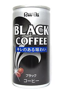 缶コーヒー JA リンアイ ブラックコーヒー