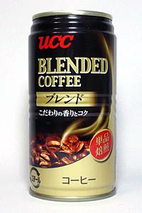 缶コーヒー UCC ブレンドコーヒー