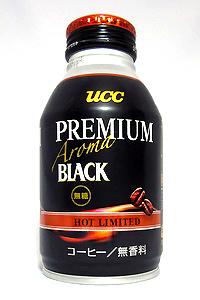 UCC BLACK無糖 PREMIUM