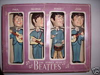 beatles doll box