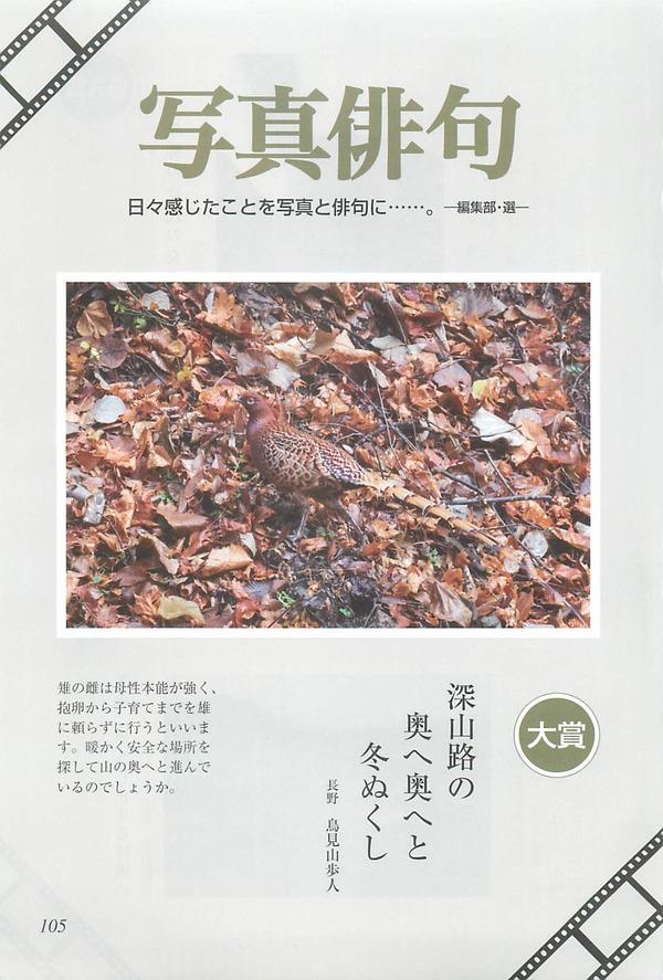 俳句界2019年02月号