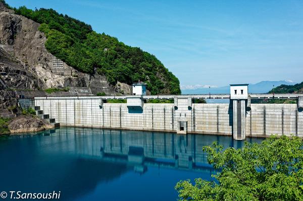 豊丘ダム (1 - 1)