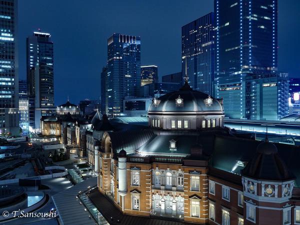 東京駅 (1 - 1)-3