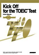 Kick Off for the TOEIC Test