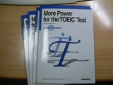 More Power for the TOEIC Test