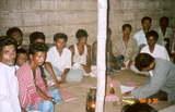 バングラディッシュの人々