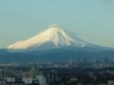 今日の富士山2006.12.27