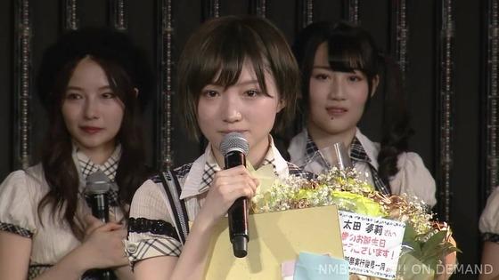 【朗報】NMB48 太田夢莉 シングル単独センター奪取を宣言