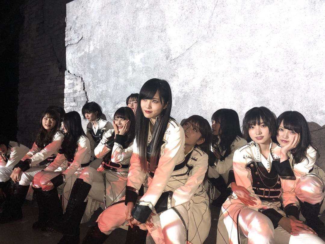NMB48まとめたで!NMB48新曲『欲望者』MV撮影時のオフショットコメントコメントする