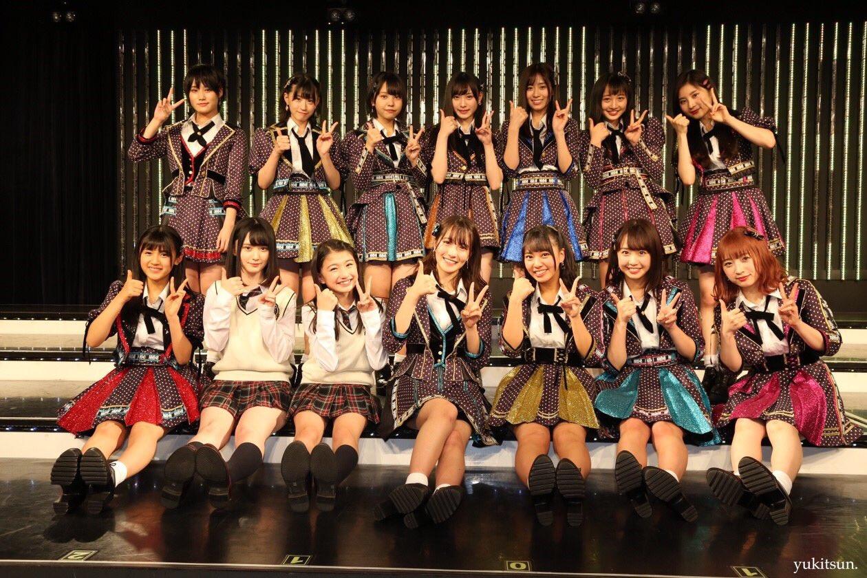 【NMB48】小嶋チームBⅡの成長が楽しみ : NMB48まとめスピリッツ