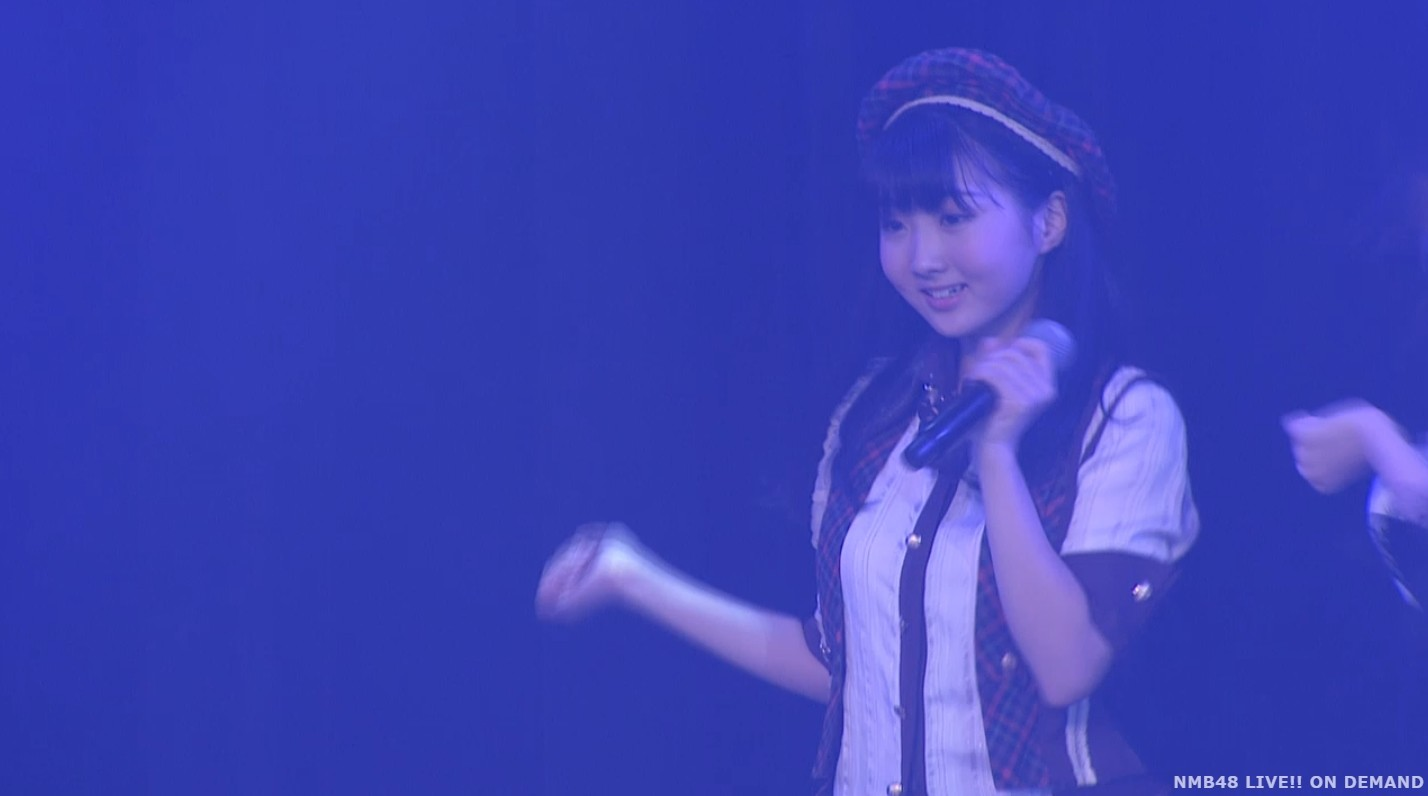 【NMB48】安藤愛璃菜がAKB48の明日(みょうにち)よろしく!に出演決定!