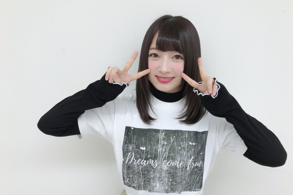 【NMB48】東由樹「なんと握手会部数が2部制になりました。本当に嬉しいです!」