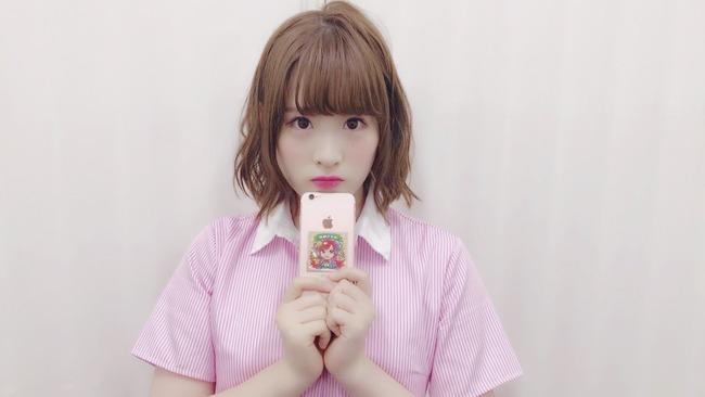 NMB48武井紗良「AKビックリマンチョコ1枚だけ買ったら彩さんのレアシール当たった。でも・・・・・」
