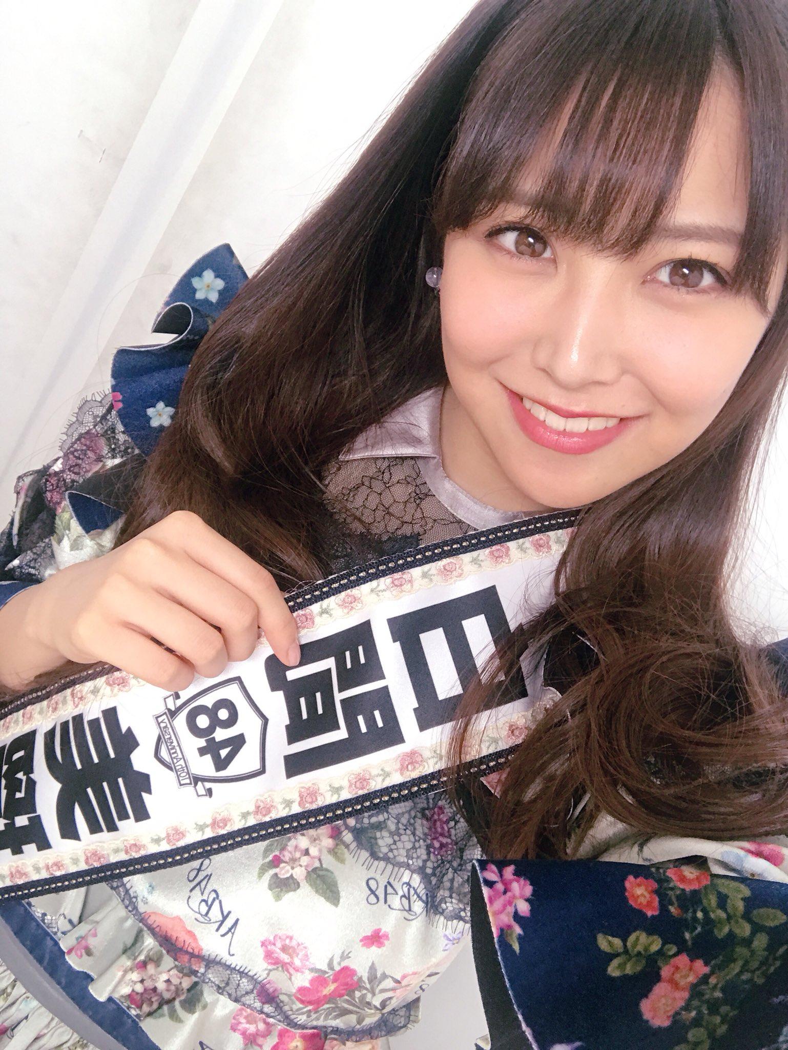 NMB48】白間美瑠「たずな」←これ...