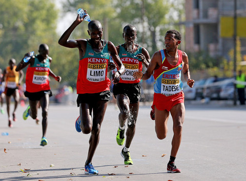 Eliud Kipchoge 20th IAAF World Half Marathon ld4zwuL093ml