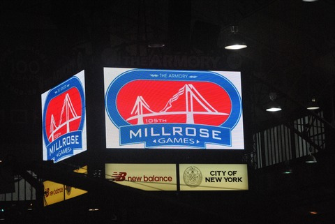millrose-sign