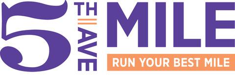 Fifth Avenue Mile logo