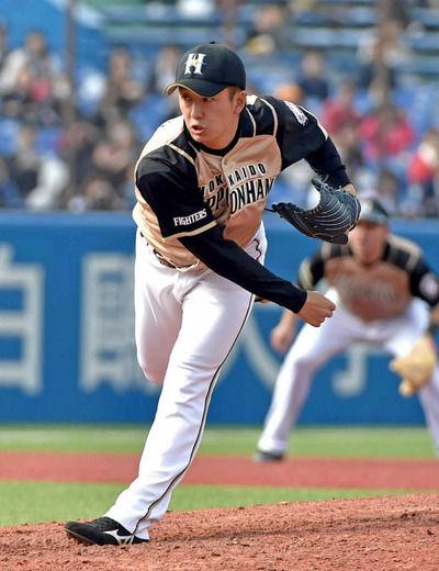 【朗報】 斎藤佑樹投手、来季開幕投手候補に