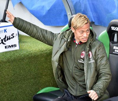 米紙「本田圭佑はサッカー版イチローである」