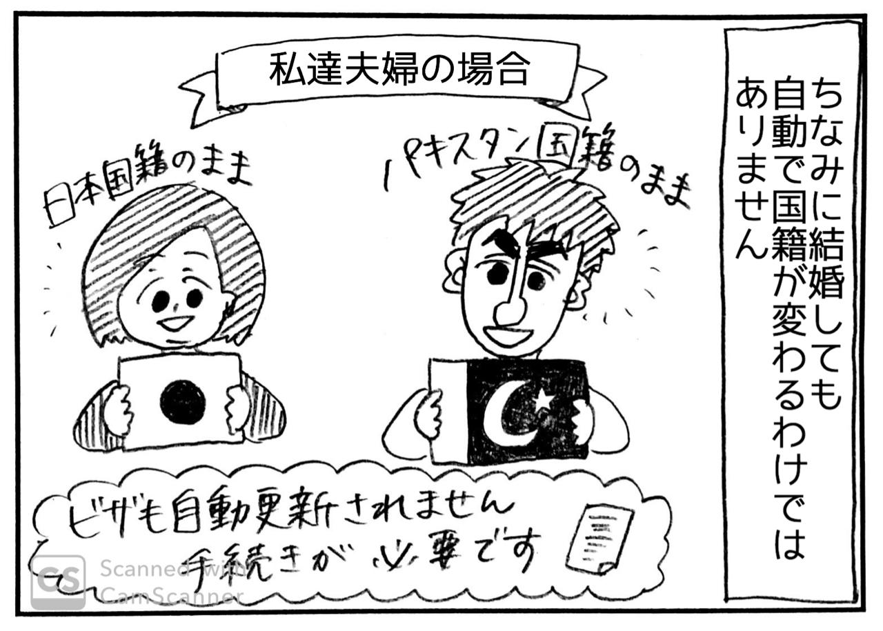 夫婦別姓 漫画 4話