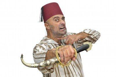 9689966-arabic-man-
