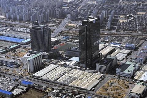 就職活動,韓国