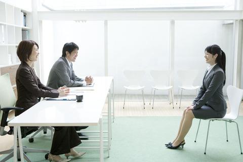 就職活動,変な質問