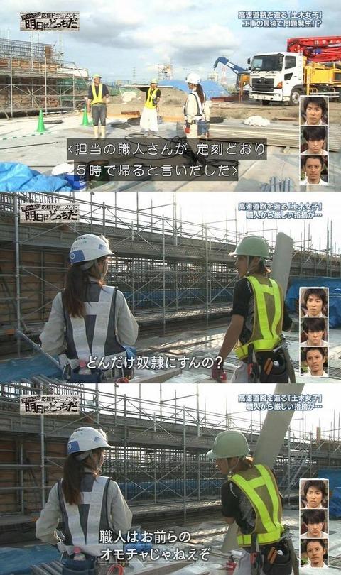 施工管理の仕事