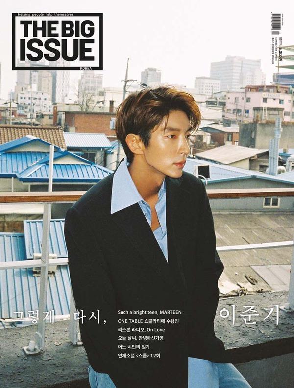20180914 2018.9 THE BIG ISSUE Korea -1