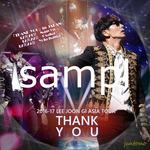 2016-17  ASIA TOUR 'THANK YOU' レーベル-