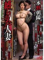縛られた人妻〜図書館司書のマゾ妄想〜 水野朝陽