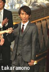 松浦勝人エイベックス社長。08年「レコード大賞」授賞式で