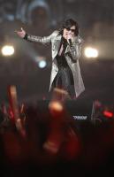 「X JAPAN」再結成コンサートでのTOSHI