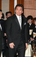 松井秀喜、極秘挙式