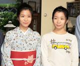 共演者から酒豪疑惑が浮上した(左より)三倉茉奈、三倉佳奈
