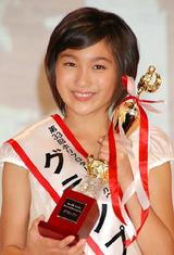 ホリプロ、史上初の小学生グランプリに選ばれた高田光莉さん