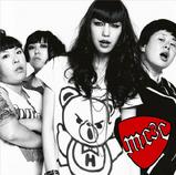 中島美嘉と森三中によるバンド・MICA 3 CHU
