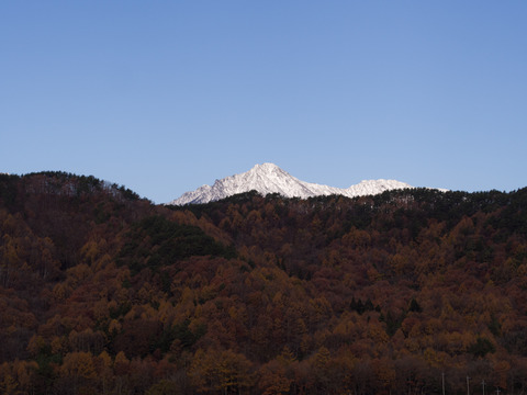 赤岳_B150077
