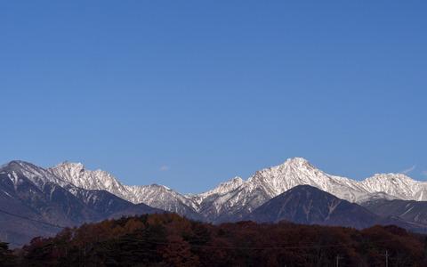 八ヶ岳_B150086