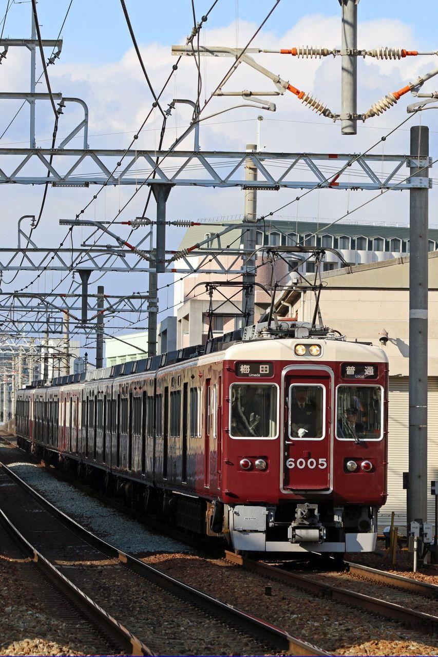 阪急電鉄 6000系6005F