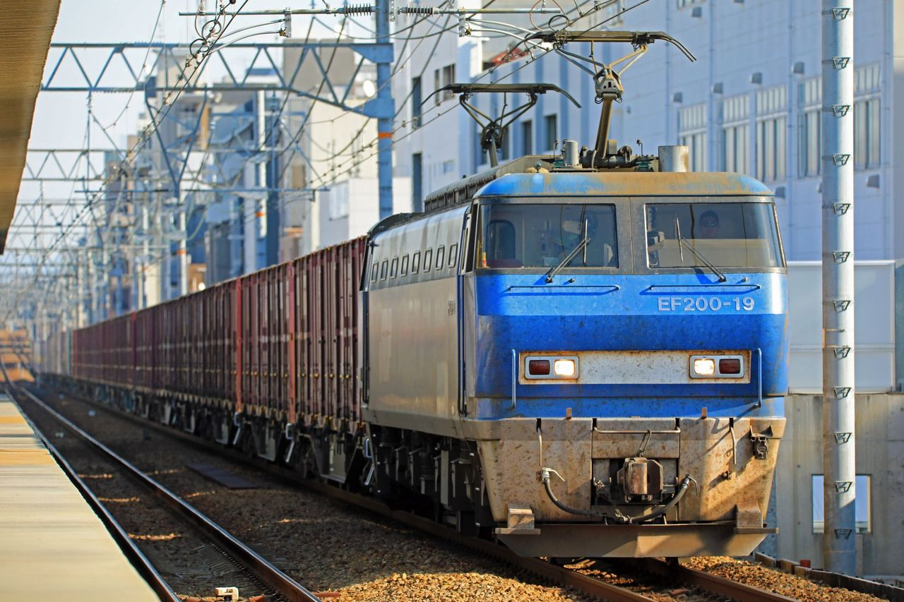 JR貨物 EF200-19号機