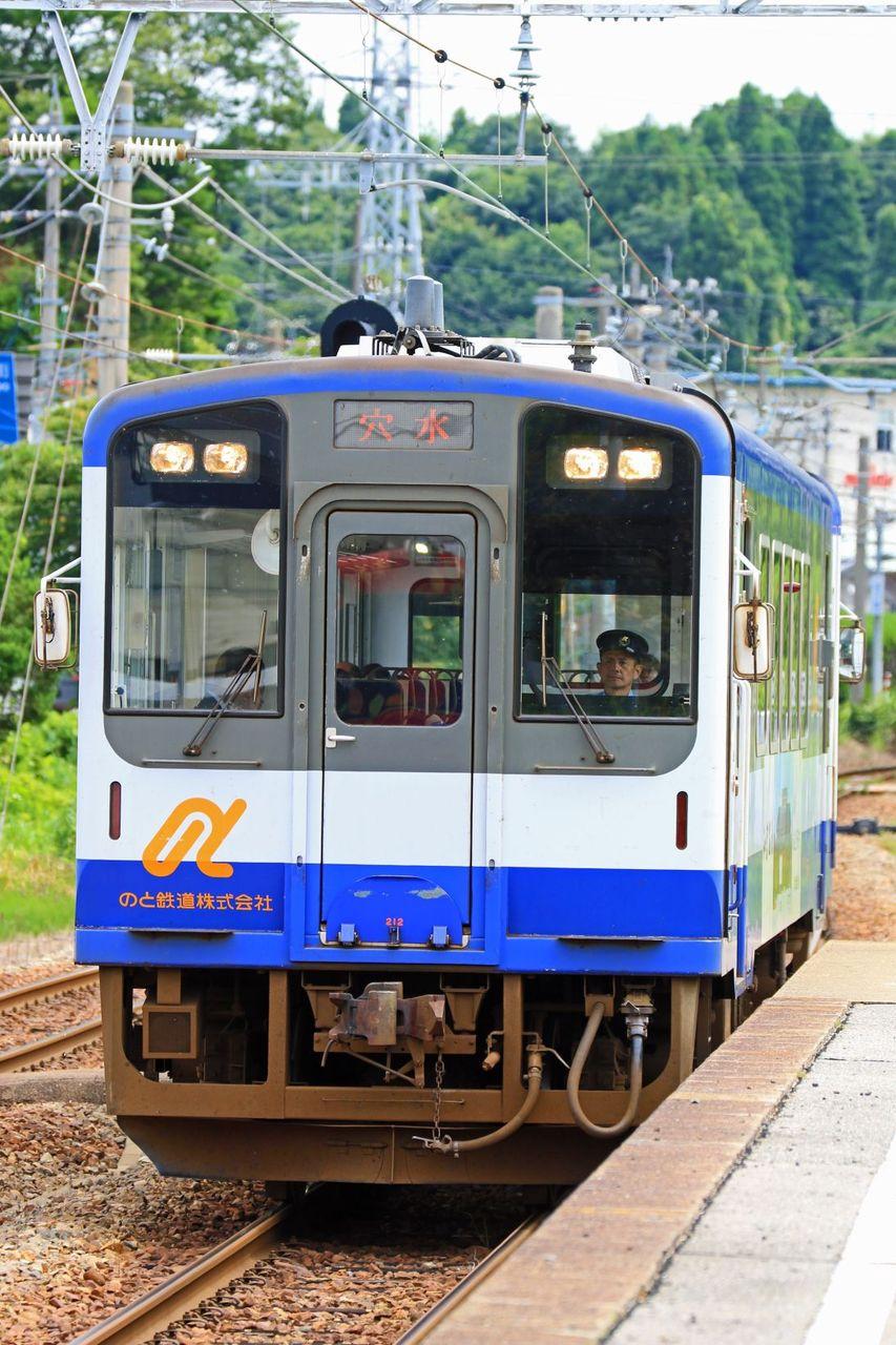 のと鉄道 NT200形気動車NT212号車